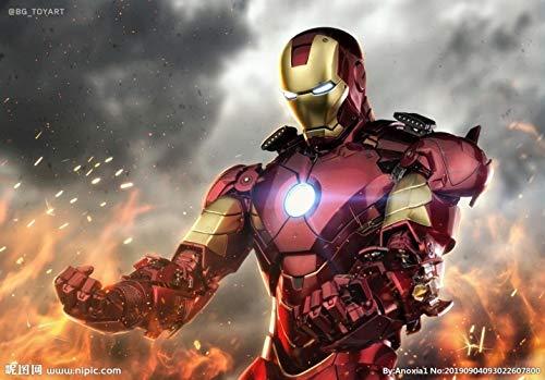 3d Iron Man Behang Marvel Heroes Foto Behang Aangepaste Muurschilderingen Jongens Kid Slaapkamer Art Room Decor Interieur Avengers