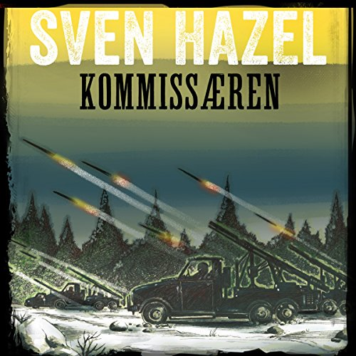 Kommissæren audiobook cover art