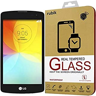 For LG L Bello - Rubik Real Tempered Glass Saphire HD Screen Protector For LG L Bello