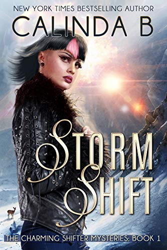 Featured Fantasy : Storm Shift by Calinda B