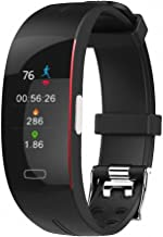 Fitness Tracker Heart Rate Monitor Old Women Men Electrocardiogram Counter Smart Band Sleep Pedometer Wristband Activity Watch