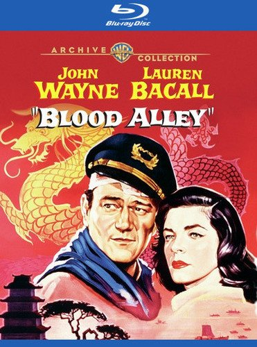 Blood Alley [Blu-ray]
