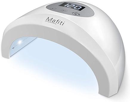 Matifi Lámpara Ultravioleta para secado de uñas. 48W. Tecnología UV LED. Ideal para uñas de gel y todo tipo de manicura. Con 4 modos de temporizador