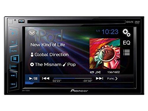 Pioneer AVH-170DVD 6.2' Multimedia DVD Receiver
