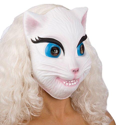 Masque de chat femme Drole - Adulte - Deguisement Carnaval - 559
