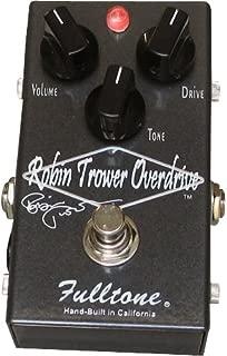 Fulltone Custom Shop Robin Trower Overdrive Guitar Effects Pedal Gray