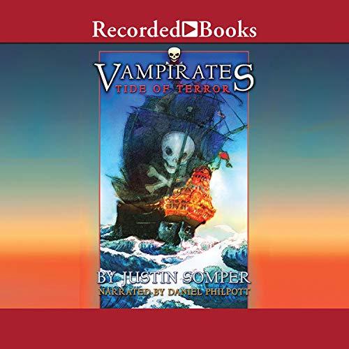 Vampirates 2 audiobook cover art