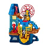 Imaginext Power Rangers Rita Repulsa and Moon Base