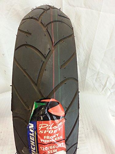Neumático 120/60 Z R 17 55 W carretera Michelin