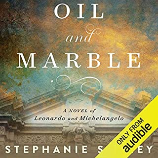 Oil and Marble audiobook cover art