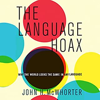 The Language Hoax cover art