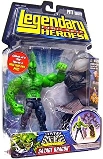 Marvel Enterprises, Inc. Legendary Heroes: Savage Dragon