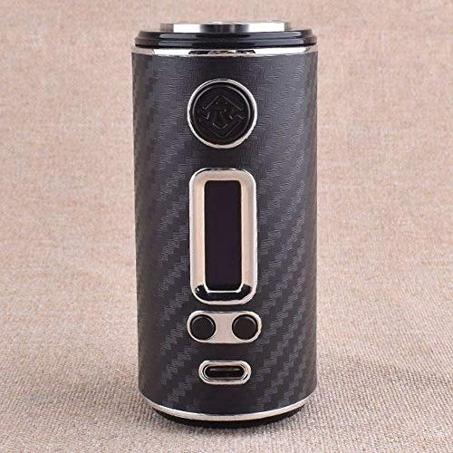ShenRay GEO 75W 18650/26650 TC VW Box Mod TYPE-C Micro-USB - Black/Gold (ship from germany)