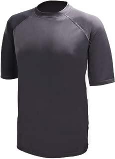 mens rash guards & swim shirts