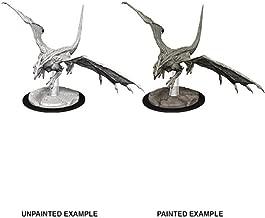 D&D Nolzur`s Miniatures: W9 Young White Dragon
