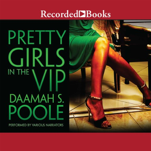 Pretty Girls in the VIP audiobook cover art