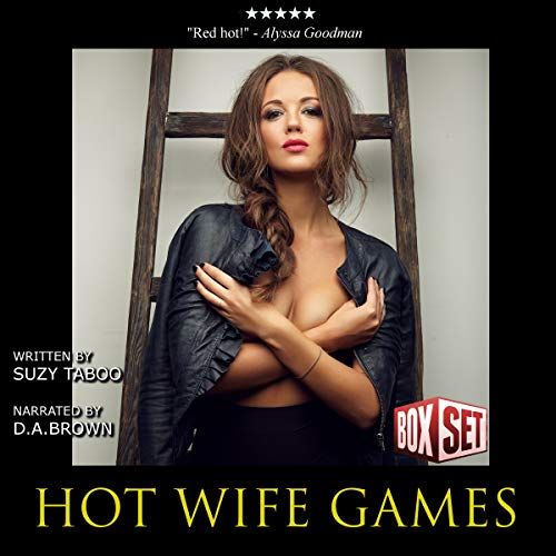 Hot Wife Games: The Box Set cover art