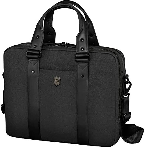 Victorinox Architecture Urban Bodmer Laptop Briefcase Black 12 2 inch product image