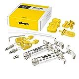 Bicicleta de montaña freno de disco hidráulico Dot aceite mineral Bleed Kit para Avid fórmula hanyes Echo Shimano tekro HS33Magura Nutt, AVID