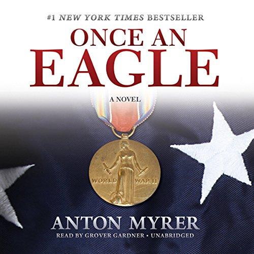 Once an Eagle cover art