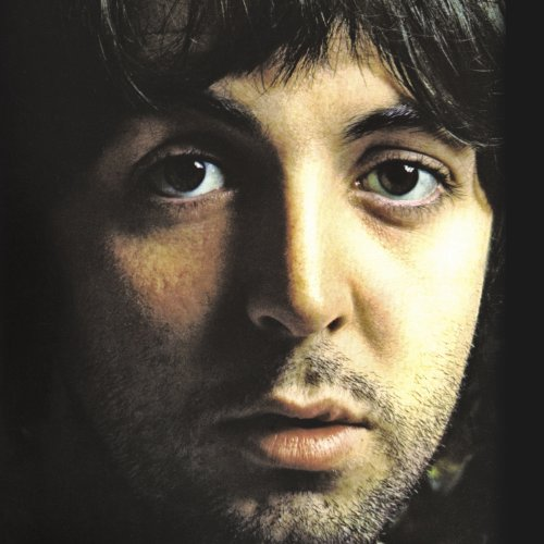 Paul McCartney audiobook cover art