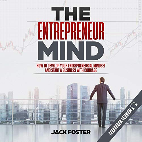 The Entrepreneur Mind cover art