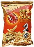 Nongshim Crackers Gusto Gamberi - 75 gr