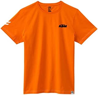 KTM New Racing Orange TEE T-Shirt Men's Size Small SX SXF XC XCF Duke UPW1756802