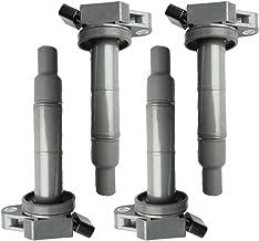 9091902244 Ignition Coils Pack For Toyota Camry Estima Land Cruiser Rav 4 II III Picnic 2.0L 2.4L 2.7L 2000- (4)