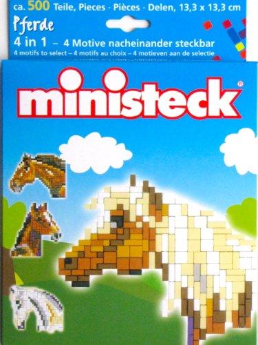 Minist. Pferde 4in1 500 Teile