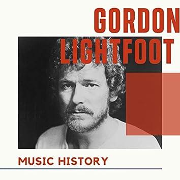 Gordon Lightfoot - Music History