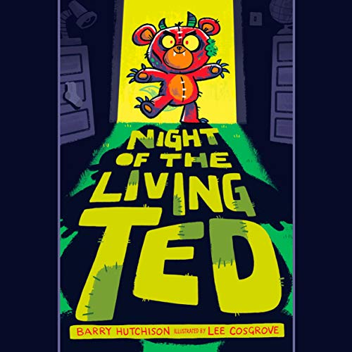 Night of the Living Ted audiobook cover art