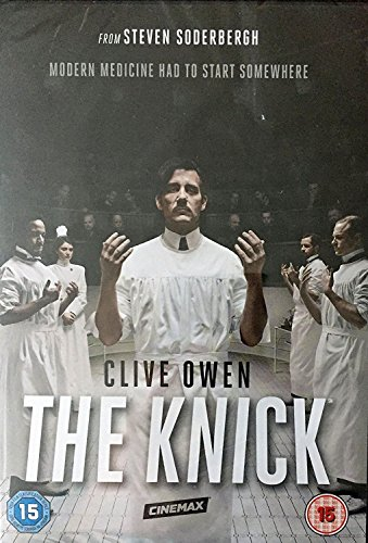 Photo of THE KNICK S1 SAMPLER [DVD] [2015]