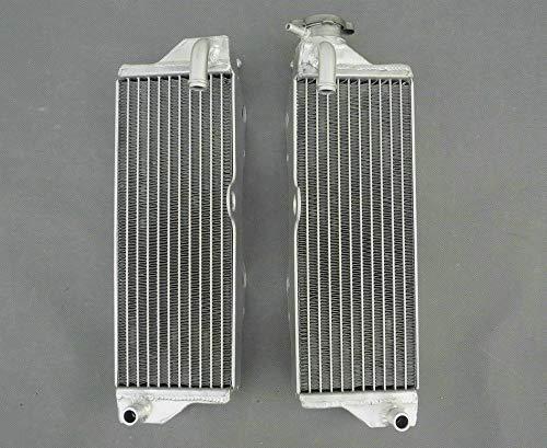 Aluminio Radiador Para HUS-QVAR-NA WR125 CR125 2009-2011;TC250 XLITE 2009-2012;TE250 XLITE 2010-2012 TE310 2010 WR/CR/TE/TC 125 250 310