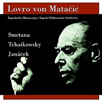 Smetana, Čajkovski, Janaček