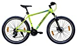 Cyclo India TATA Stryder Contino 27E Model 27.5 Inch Speed Full Heavy Tyre Road/Mountain Bike (Neon...