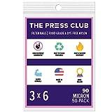 90 Micron | Premium Nylon Tea Filter Press Screen Bags | 3' x 6' | 50 Pack | Zero Blowout Guarantee | All Micron & Sizes Available