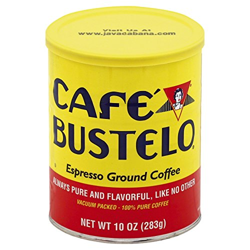 Café Bustelo Coffee, Espresso Ground Coffee, 10 Ounces