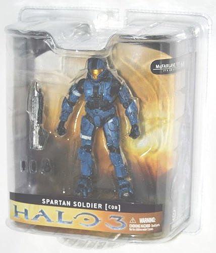McFarlane  Halo 3 Series 1 - Spartan Soldier Eva