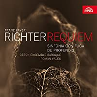 Franz Xaver Richter: Requiem by Marketa Cukrova