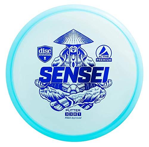 Discmania Active Premium Sensei Putter Golf Disc (Colors May Vary) - 171-175g