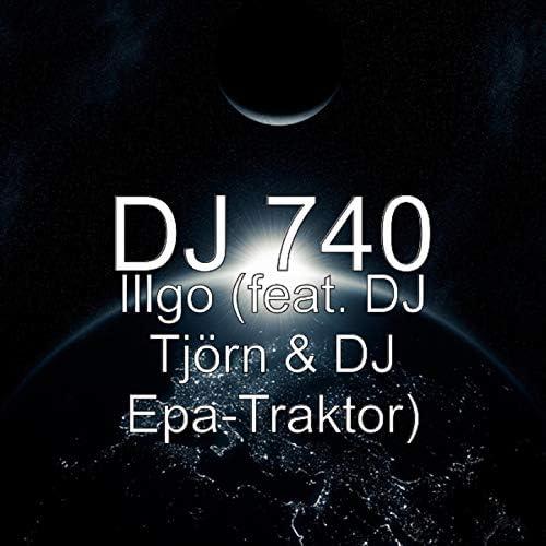 DJ 740 feat. DJ Epa-Traktor & DJ Tjörn