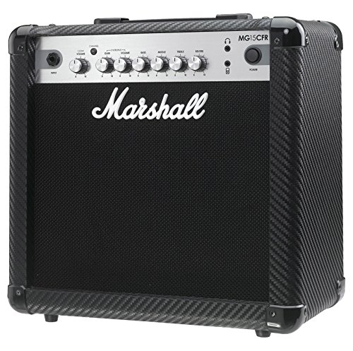 Marshall MG15CFR - Amplificador combo 15 w reverb mma