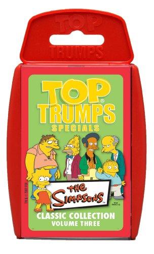 The Simpsons Vol 3 Top Trumps