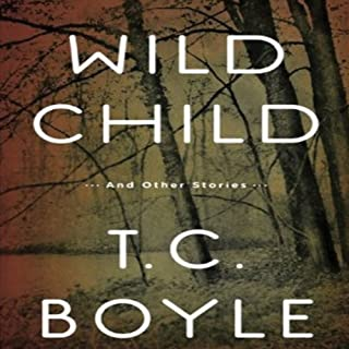 Wild Child audiobook cover art