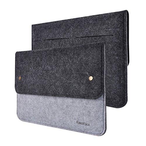 BXT 13-13.3 inch MacBook Air Pro Retina Case Cover Premium Eco Felt Slim...
