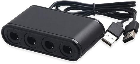 TwiHill Novo conversor para Nintendo SWITCH NGC para conversor de switch, acessórios de jogos Nintendo, conversor de conso...