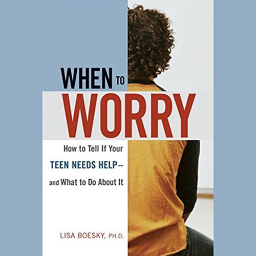 When to Worry audiobook cover art
