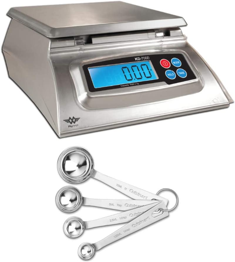 My Weigh KD-7000 Kitchen Selling rankings And Outstanding Scale Chef's Digital Craft Bundle