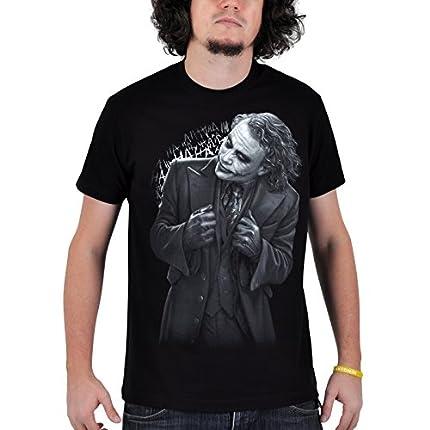 Batman Camiseta Joker Unisex